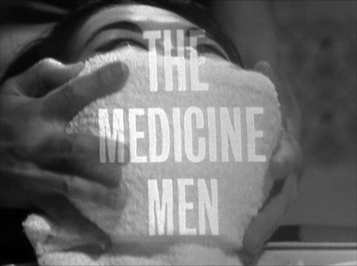 The Avengers Series 3 The Medicine Men Crew