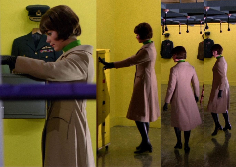 The Avengers Fashion Guide To Series 5 Tara King