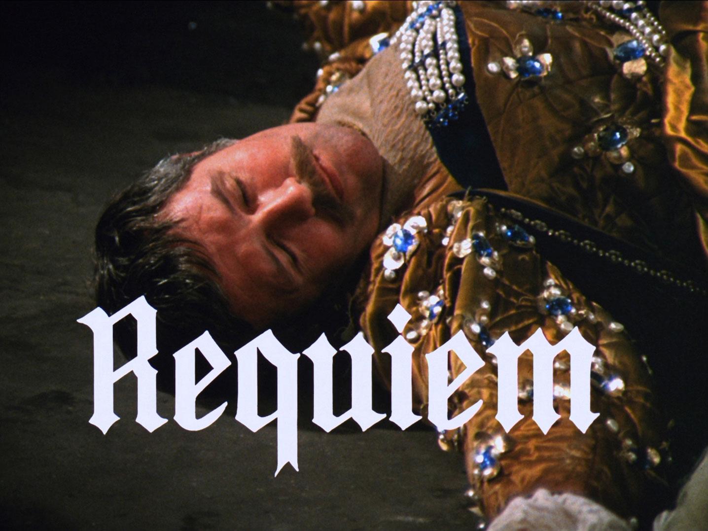 The Avengers Series 6 Requiem